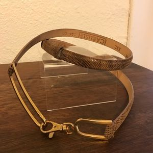 Carlisle belt